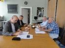 Spotkania Prezesa ZPAP oraz kontrola GKR - 14 czerwca 2013 roku.