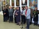 """Wernisaż wystawy """"Linia Życia"""" w Miejskiej Galerii Sztuki w Łodzi"""